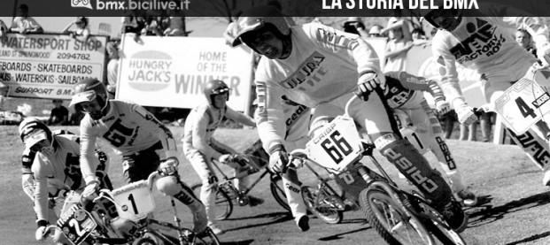 La storia e il mito del BMX