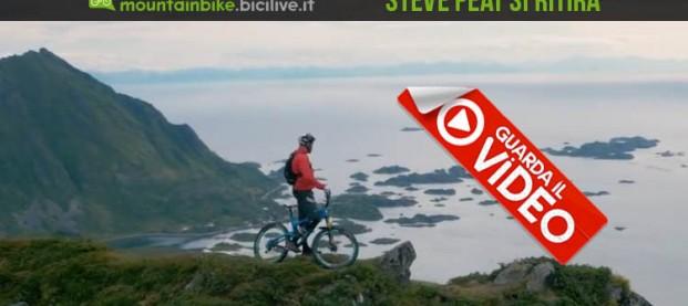 « Cheers ! » : Steve Peat annuncia il suo ritiro nella magia delle isole Lofoten