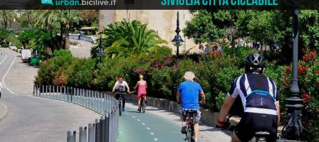 Pedalare a Siviglia, il paradiso ciclabile spagnolo
