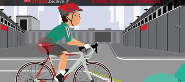 Ciclismo, infertilità e cancro alla prostata