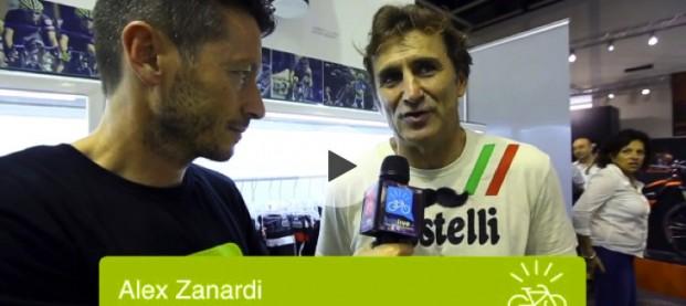 """Video intervista: Alex Zanardi e Vittorio Podestà in """"lezioni di vita"""""""