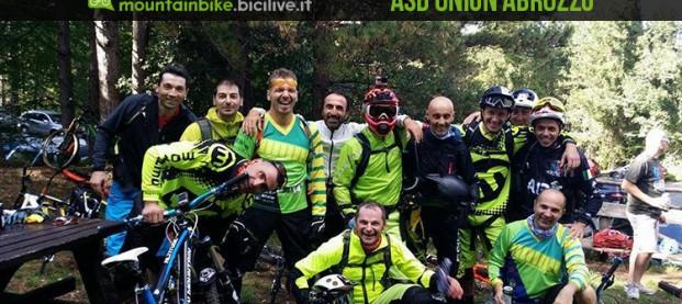 Scoprire l'Abruzzo in bici con il club mtb ASD Union