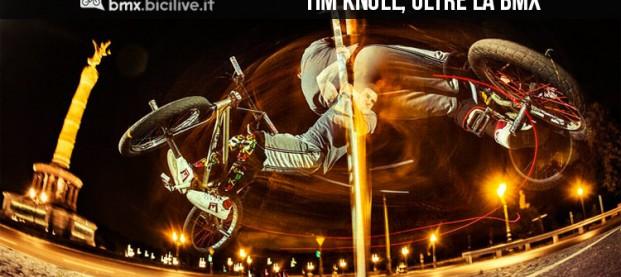 Tim Knoll porta il BMX a un nuovo livello e conquista Berlino