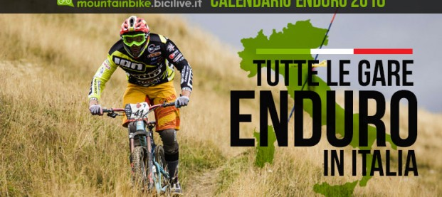 Calendario Enduro MTB 2016