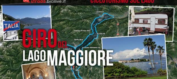 Tre giorni in bici: il giro del Lago Maggiore