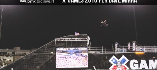 Gli X Games celebrano la leggenda BMX Dave Mirra