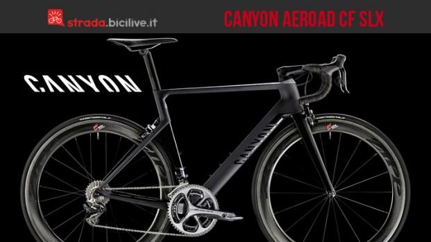 Bici da corsa Canyon Aeroad CF SLX