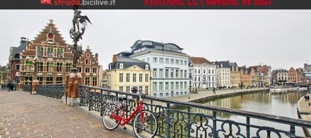 Vacanze in bicicletta per le Fiandre: informazioni, città, percorsi e consigli