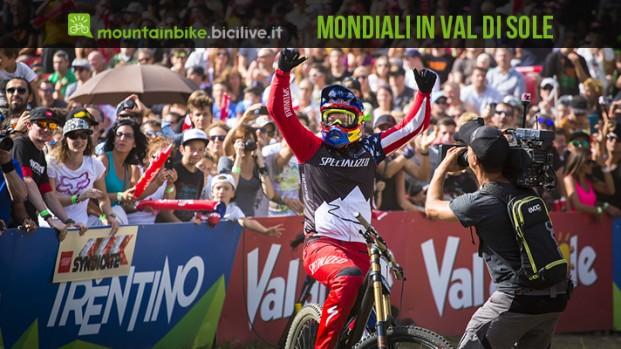 Val di Sole 2016: novità sui mondiali downhill, 4X e trial