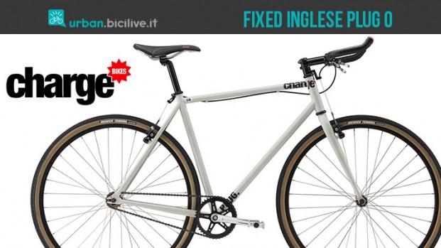 Charge Bikes Plug 0: la scatto fisso inglese alla conquista della città