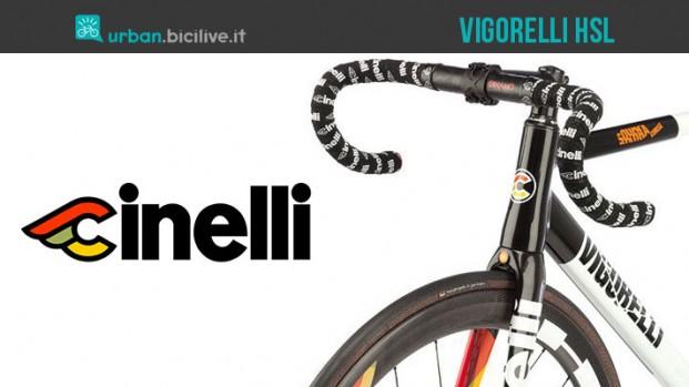 Cinelli Vigorelli HSL: in città come sul velodromo