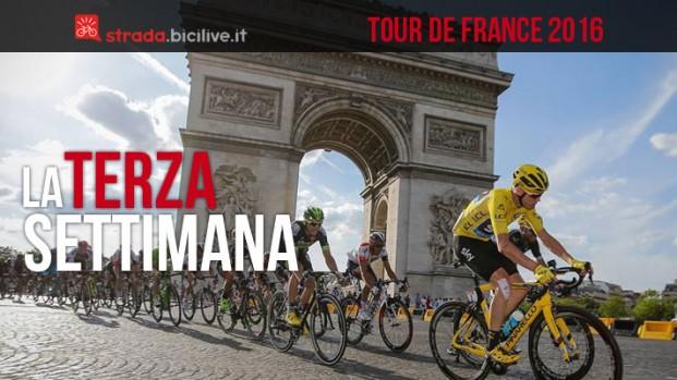 Tour de France 2016, terza settimana: 10 cose a ruota libera più una