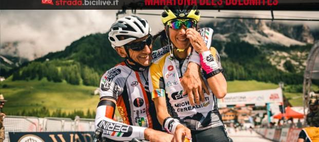 Maratona dles Dolomites 2016: nuvole, storia e altri incantesimi