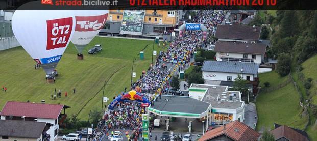 Ötztaler Radmarathon 2016: un sogno lungo 238 km