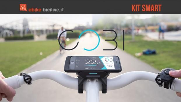 Cobi è il kit che trasforma qualsiasi bici in smart bike
