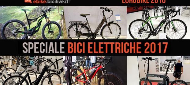 Eurobike: speciale bici elettriche 2017
