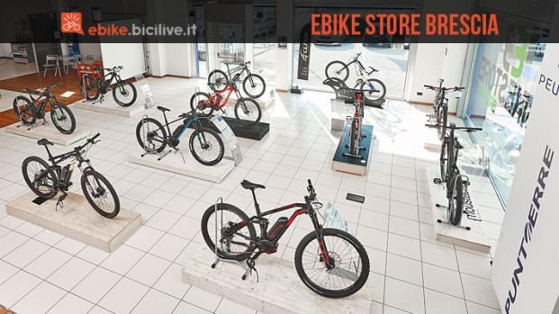 Ebike Store Brescia: tutto per la pedalata assistita, vendita e noleggio
