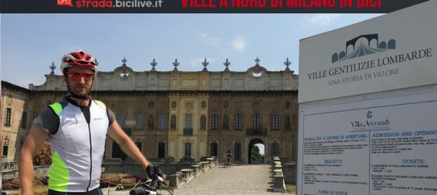 Itinerario LET 1 del Parco delle Groane in bici: alla scoperta delle ville signorili a nord di Milano