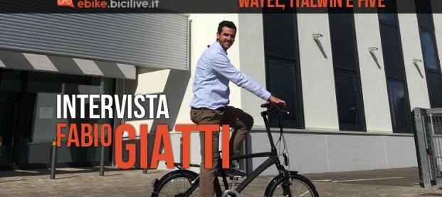 Wayel, Italwin e FIVE: intervista alla bici elettrica italiana