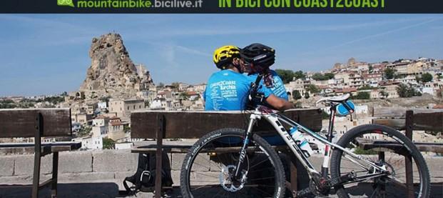 Cicloturismo in Sicilia, nel Mediterraneo e oltre con Coast2Coast Bike Tour!