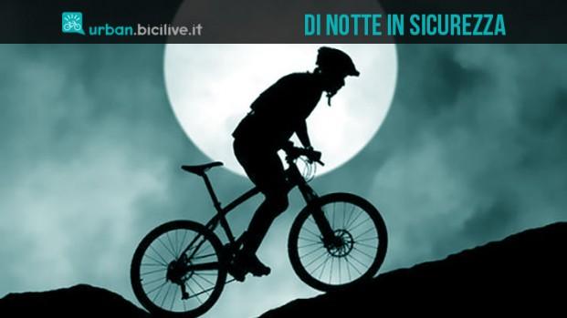 Arrivano le bici retroriflettenti per pedalare in sicurezza