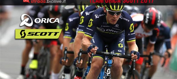 Orica-Scott 2017, tutto sul team di ciclismo pro di Scott