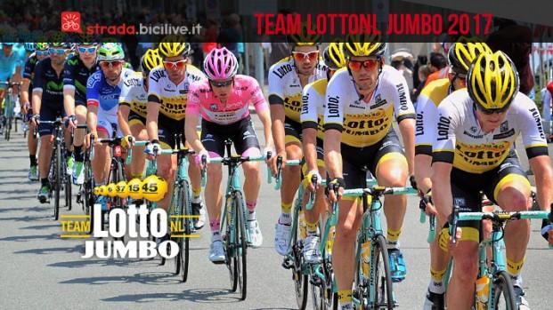 Team LottoNL-Jumbo 2017: tutto sulla squadra pro con bici Bianchi