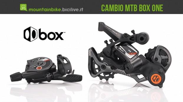 Box One: arriva dalla California la sfida a Shimano e SRAM