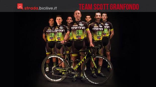 Arriva il Team Scott Granfondo