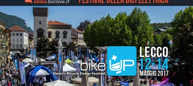 BikeUp 2017: a Lecco la quarta edizione della fiera ebike