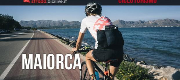 Destinazioni per bici da corsa in primavera: Maiorca