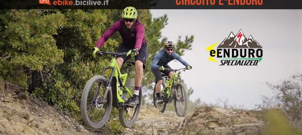 e-Enduro: nasce il primo circuito di gare solo per ebike