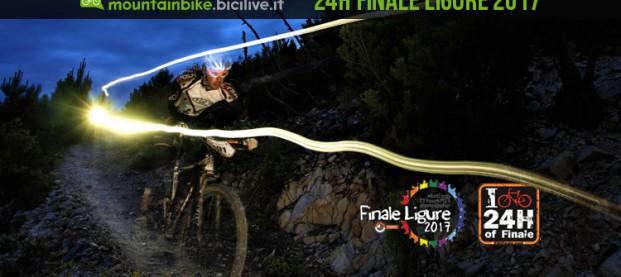 24h Finale Ligure 2017: gara mtb, raduno, festa e anche campionato mondiale Solo.