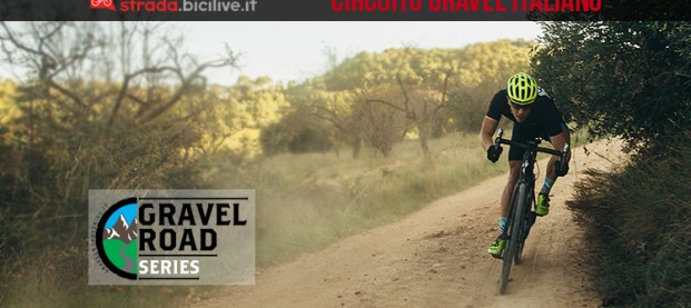 Circuito Gravel Road Series: tre tappe e maglia tricolore