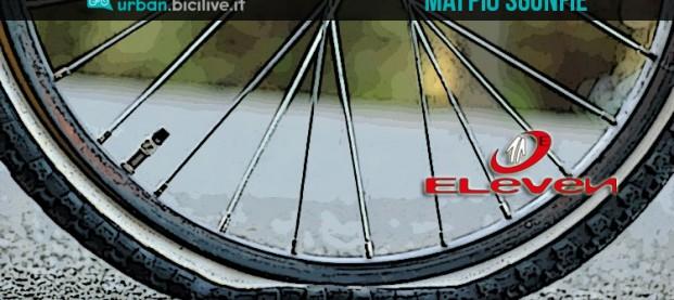 Minipompa Eleven PO34: alte prestazioni e facilità d'uso ovunque si pedali