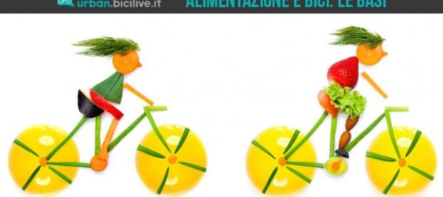 Alimentazione e bici: una guida in 10 punti per partire dalle basi