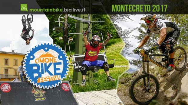 Cimone Bike Festival 2017: Montecreto capitale della mountain bike