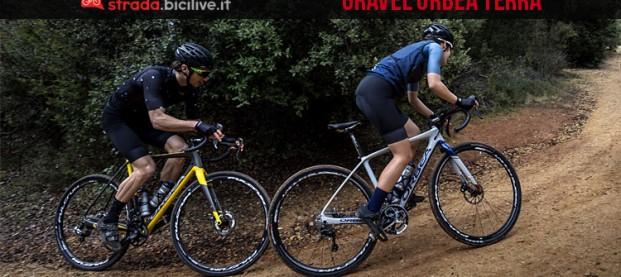Orbea Terra: la gravel bike in carbonio pronta per ogni avventura