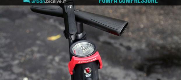Bontrager TLR Flash Charger: metti un compressore nella tua pompa
