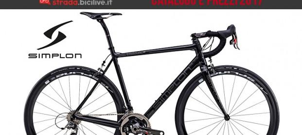 Simplon bici da strada: catalogo e listino prezzi 2017