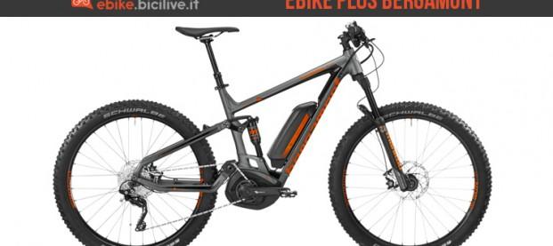 e-MTB Bergamont E-Contrail 6.0 Plus, ruote da 27.5″ o 29″ a seconda dei percorsi