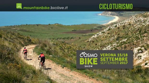 A CosmoBike Show 2017 il cicloturismo è grande protagonista
