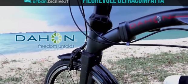 Dahon Curl, la bici pieghevole per il 35° anniversario di Dahon