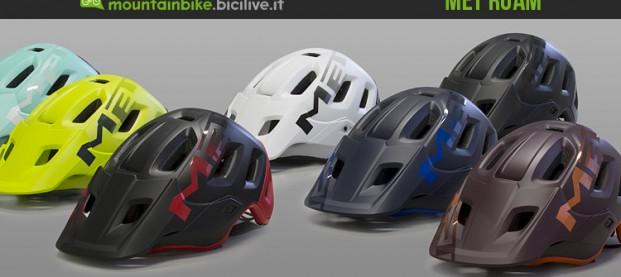 Nuovo casco mtb MET Roam: comfort, stabilità e sicurezza con il MIPS