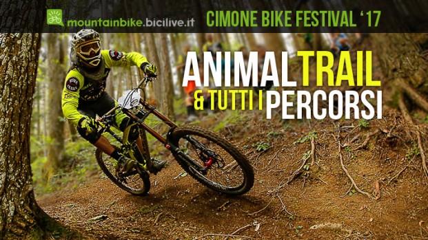 Cimone Bike Festival 2017: in attesa di Animal Trail ecco gli altri sentieri mtb