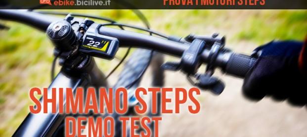 Demo Test Shimano: quattro appuntamenti per provare i motori Steps