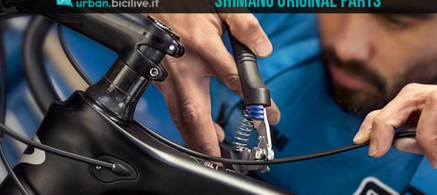 Shimano Original Parts: trova i ricambi adatti alle tue esigenze