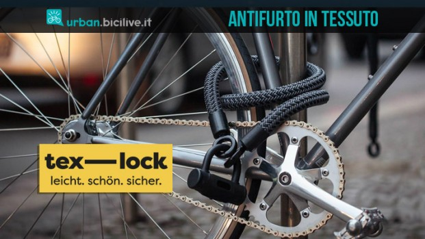 Tex-Lock: leggero come il tessuto, resistente come l'acciaio