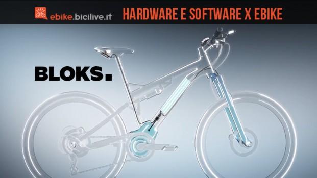 Bloks Display: interfaccia dedicata per motorizzazioni ebike