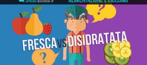 Frutta fresca e frutta disidratata: differenze e vantaggi